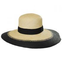 York Beach Panama Straw Swinger Hat alternate view 2