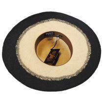 York Beach Panama Straw Swinger Hat in