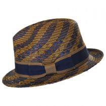 Kensington Toyo Straw Fedora Hat alternate view 3