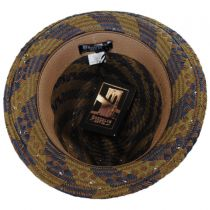 Kensington Toyo Straw Fedora Hat alternate view 4
