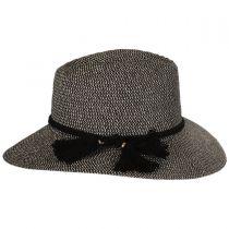 Taylor Toyo Straw Fedora Hat in