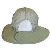 Supplex Mesh Trucker Booney Hat in