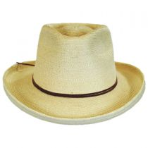 Outlaw Guatemalan Palm Leaf Straw Hat alternate view 2
