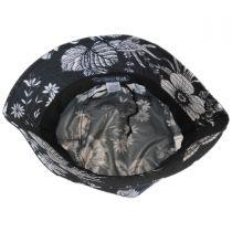 Floral Rain Bucket Hat in