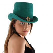 Leprechaun Top Hat Deluxe