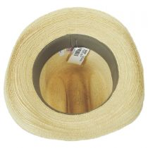 Open Road Guatemalan Palm Leaf Straw Hat alternate view 8