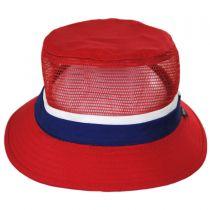 Kids' Lil Hardy Cotton 'n Mesh Bucket Hat alternate view 2