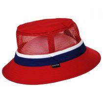 Kids' Lil Hardy Cotton 'n Mesh Bucket Hat alternate view 3