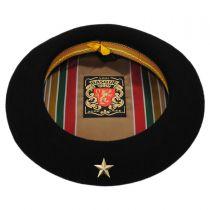 Che Guevara Wool Basque Beret in