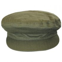 Toddlers' Lil Cotton Fiddler Cap in