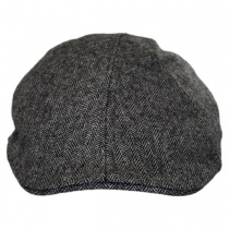 Herringbone Wool Blend Duckbill Ivy Cap alternate view 2