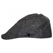 Herringbone Wool Blend Duckbill Ivy Cap alternate view 3