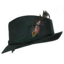 Made in the USA - Classics Bavarian Wool Felt Hat in