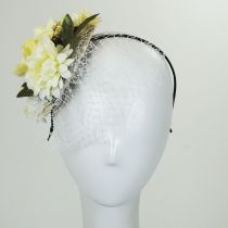 Bouquet Fascinator Headband alternate view 2
