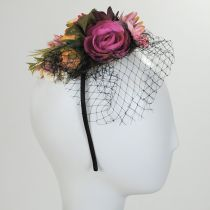 Bouquet Fascinator Headband alternate view 8