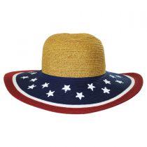 Kids' Summer Fun Toyo Straw Sun Hat alternate view 2