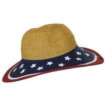 Kids' Summer Fun Toyo Straw Sun Hat alternate view 3