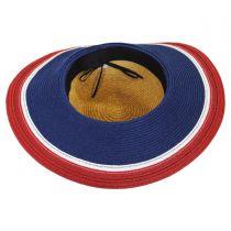 Kids' Summer Fun Toyo Straw Sun Hat alternate view 4