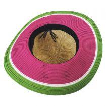 Kids' Summer Fun Toyo Straw Sun Hat alternate view 12