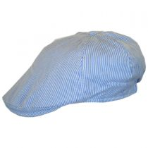 Kids' Pinstripe Cotton Duckbill Cap alternate view 3