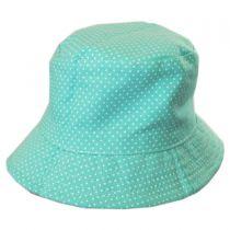 Kids' Pineapple Bucket Hat in