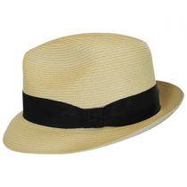 Craig Straw Fedora Hat alternate view 7