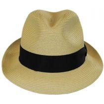 Craig Straw Fedora Hat alternate view 15
