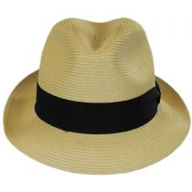 Craig Straw Fedora Hat alternate view 24