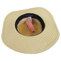 Chantalle Toyo Straw Sun Hat in