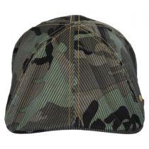 Flexfit Camo 504 Duckbill Ivy Cap in