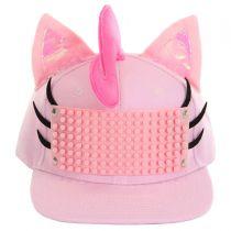 Pinkie Pie Bricky Blocks Snapback Baseball Cap in