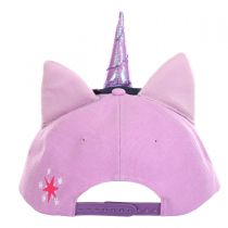 Twilight Sparkle Bricky Blocks Snapback Baseball Cap in