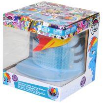 Rainbow Dash Bricky Blocks Snapback Baseball Cap in