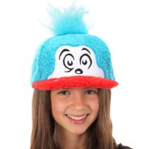 Thing 1 Fuzzy Baseball Cap in