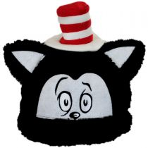 The Cat in the Hat Fuzzy Baseball Cap alternate view 2