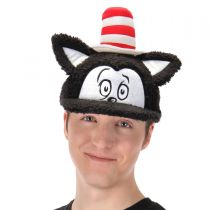 The Cat in the Hat Fuzzy Baseball Cap alternate view 6