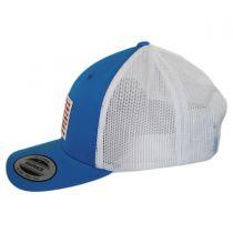 Kids' PFG Fish Flag Snapback Baseball Cap in