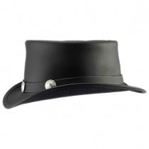 El Dorado Leather Top Hat alternate view 3
