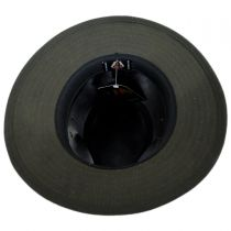 Cotton Oilcloth Safari Fedora Hat alternate view 4