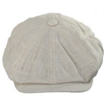Ashton Cotton Newsboy Cap in