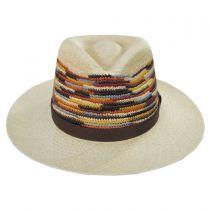 Tasmin Panama Straw Fedora Hat alternate view 8