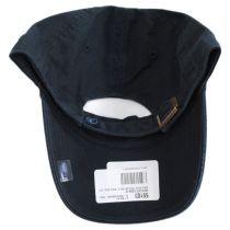 Memphis Grizzlies NBA Clean Up Strapback Baseball Cap Dad Hat alternate view 4