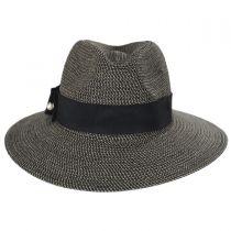 Ellery Toyo Straw Fedora Hat alternate view 6