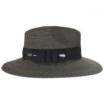 Ellery Toyo Straw Fedora Hat in