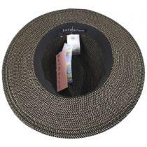 Ellery Toyo Straw Fedora Hat alternate view 8
