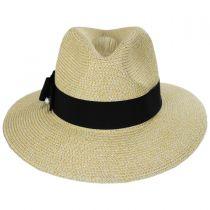 Ellery Toyo Straw Fedora Hat alternate view 10