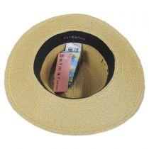 Ellery Toyo Straw Fedora Hat alternate view 12