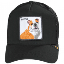 Butch Mesh Trucker Snapback Baseball Cap alternate view 2
