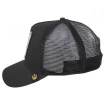 Butch Mesh Trucker Snapback Baseball Cap alternate view 3