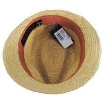 Laying Low Hemp and Cotton Fedora Hat in